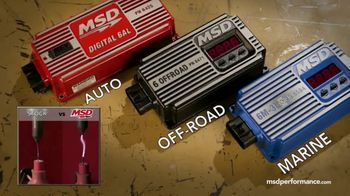 MSD Performance TV Spot, 'Ignition Coils'