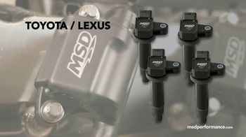 MSD Performance TV Spot, 'Ignition Coils' - Thumbnail 3