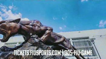 Florida International University Football TV Spot, '2019 Tickets' - Thumbnail 1