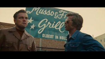 Once Upon a Time in Hollywood - Alternate Trailer 4