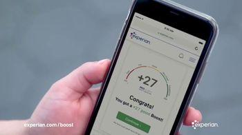 Experian Boost TV Spot, 'Market for a New Car'