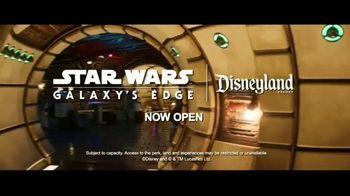 Disneyland TV Spot, 'Disney Junior: Star Wars: Galaxy's Edge' - Thumbnail 10