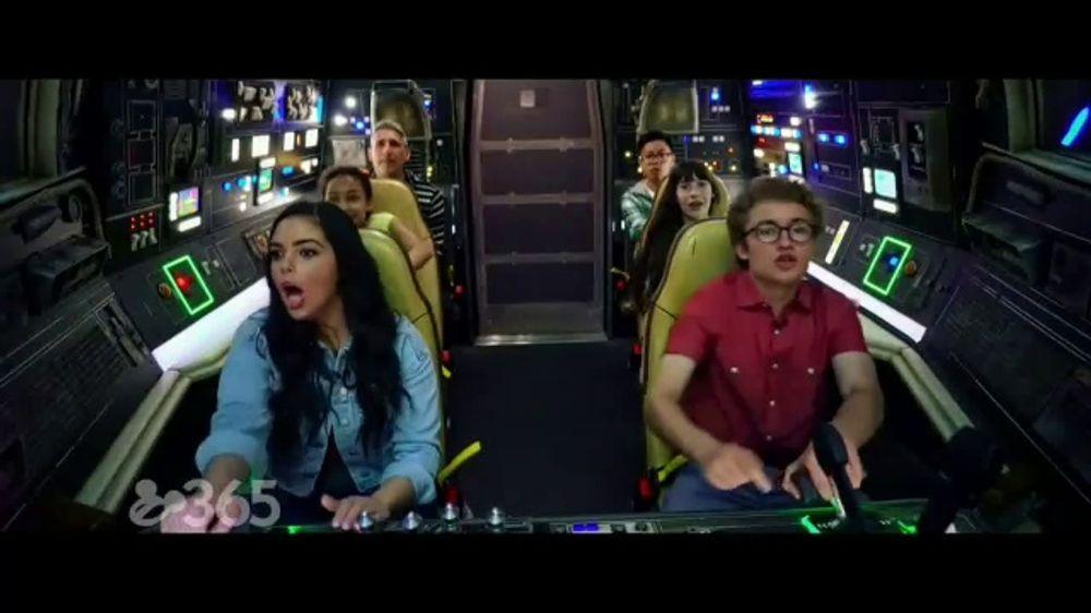 Disneyland TV Commercial, 'Disney Channel: Star Wars: Galaxy's Edge' Feat. Miranda May and Sean Giam