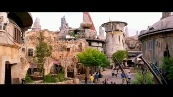 Disneyland TV Spot, 'Disney Channel: Star Wars: Galaxy's Edge' Feat. Miranda May and Sean Giambrone - Thumbnail 1