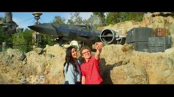 Disneyland TV Spot, 'Disney Channel: Star Wars: Galaxy's Edge' Feat. Miranda May and Sean Giambrone - Thumbnail 2