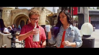 Disneyland TV Spot, 'Disney Channel: Star Wars: Galaxy's Edge' Feat. Miranda May and Sean Giambrone - Thumbnail 5