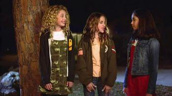 Disney World TV Spot, 'Best Day Ever: Fort Wilderness' - 154 commercial airings