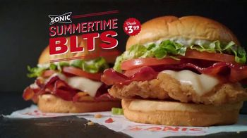 Sonic Drive-In Summertime BLTs TV Spot, \'¿Cómo superar un BLT?\' [Spanish]