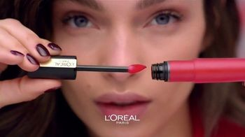 L'Oreal Paris Rouge Signature Sunset TV Spot, 'Más colores' [Spanish] - Thumbnail 3
