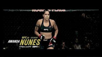 ESPN+ TV Spot, 'UFC 239: Nunes vs. Holm: Women's Bantamweight Championship' - Thumbnail 1