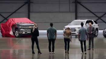 Chevrolet 4th of July Sales Event TV Spot, 'Can't Stop Staring' [T2] - Thumbnail 1