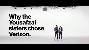 Verizon TV Spot, 'Yousafzai Sisters: $650 Off' - Thumbnail 3
