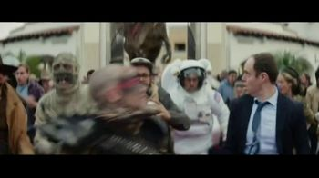 Universal Studios Hollywood TV Spot, 'Jurassic World: The Ride: Win a Trip'