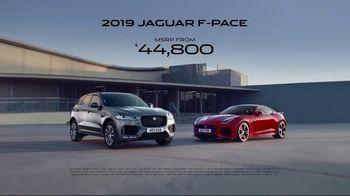 2019 Jaguar F-PACE TV Spot, 'The Race' Featuring Kei Nishikori [T1] - Thumbnail 9