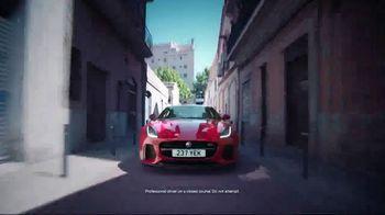 2019 Jaguar F-PACE TV Spot, 'The Race' Featuring Kei Nishikori [T1] - Thumbnail 5