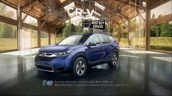 Honda 4th of July Sales Event TV Spot, '2019 CR-V: Ready for Adventure' [T2] - Thumbnail 8