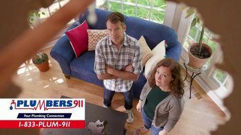 Plumbers 911 TV Spot, 'Plumbing Emergency'