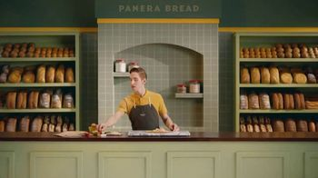 Panera Bread Breakfast Wraps TV Spot, 'Wrapped up in a Dream' - Thumbnail 1