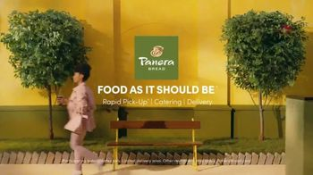 Panera Bread Breakfast Wraps TV Spot, 'Wrapped up in a Dream' - Thumbnail 8