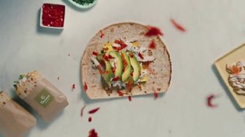 Panera Bread Breakfast Wraps TV Spot, 'Wrapped up in a Dream' - Thumbnail 3