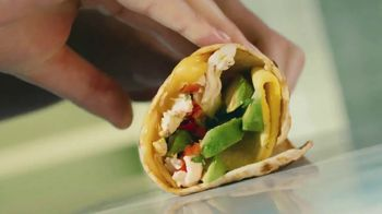Panera Bread Breakfast Wraps TV Spot, 'Wrapped up in a Dream' - Thumbnail 4