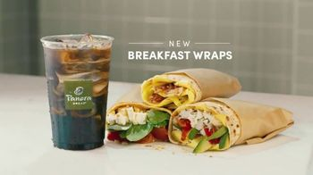 Panera Bread Breakfast Wraps TV Spot, 'Wrapped up in a Dream' - Thumbnail 5