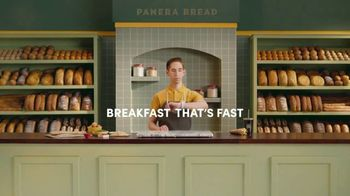 Panera Bread Breakfast Wraps TV Spot, \'Wrapped up in a Dream\'