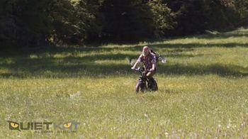 QuietKat TV Spot, 'The Ultimate Hunting Machine' Featuring Jim Shockey - Thumbnail 1