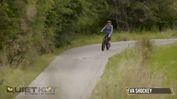 QuietKat TV Spot, 'The Ultimate Hunting Machine' Featuring Jim Shockey - Thumbnail 4