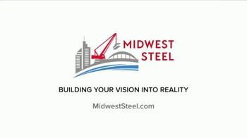 Midwest Steel TV Spot, 'Shaping Skylines' - Thumbnail 9