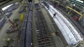 Midwest Steel TV Spot, 'Shaping Skylines' - Thumbnail 6