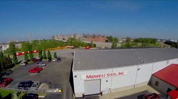 Midwest Steel TV Spot, 'Shaping Skylines' - Thumbnail 8