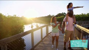 Visit Bradenton Gulf Islands TV Spot, 'Explore'