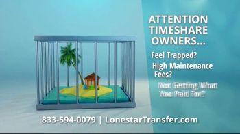 Lonestar Timeshare Transfer TV Spot, 'Trapped'