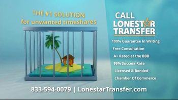 Lonestar Timeshare Transfer TV Spot, 'Trapped' - Thumbnail 2