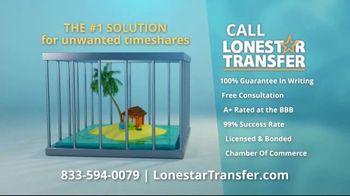 Lonestar Timeshare Transfer TV Spot, 'Trapped' - Thumbnail 4