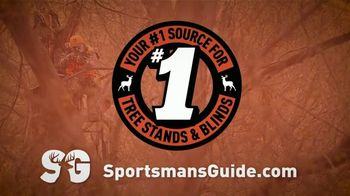 The Sportsman's Guide TV Spot, 'All the Stands' - Thumbnail 1