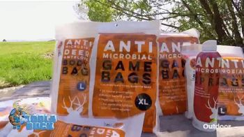 Koola Buck Anti-Microbial Game Bags TV Spot, 'Prepared' - Thumbnail 6