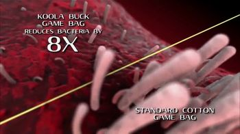 Koola Buck Anti-Microbial Game Bags TV Spot, 'Prepared' - Thumbnail 4