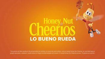 Honey Nut Cheerios TV Spot, 'Lo bueno rueda' [Spanish] - Thumbnail 9