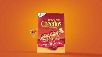 Honey Nut Cheerios TV Spot, 'Lo bueno rueda' [Spanish] - Thumbnail 2