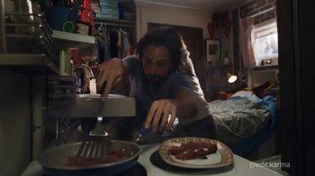 Credit Karma TV Spot, 'Tiny Apartment: Morning Routine'