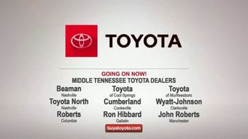 Toyota Great American 4th of July Event TV Spot, 'Celebrate the Savings: Highlander' [T2] - Thumbnail 6
