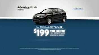 AutoNation July 4th Savings TV Spot, 'Reputation Score: 2019 Honda HR-V' - Thumbnail 4
