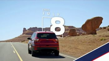 Ford Fourth of July Sales Event TV Spot, 'All American Party' [T2] - Thumbnail 7