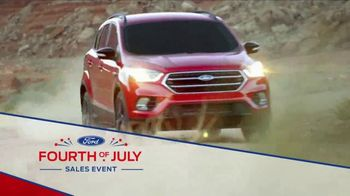 Ford Fourth of July Sales Event TV Spot, 'All American Party' [T2] - Thumbnail 5