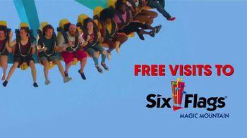 Six Flags TV Spot, 'Bigger, Better, Wetter: Phoenix' - Thumbnail 8