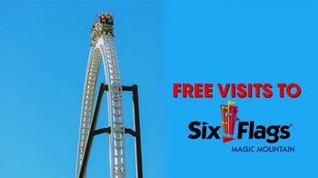 Six Flags TV Spot, 'Bigger, Better, Wetter: Phoenix' - Thumbnail 7