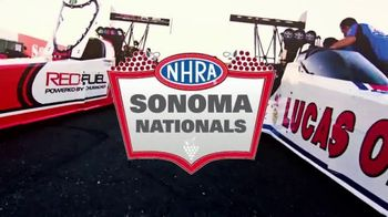 Sonoma Raceway TV Spot, 'NHRA Sonoma Nationals' - Thumbnail 6