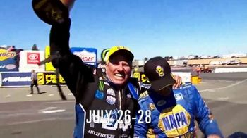 Sonoma Raceway TV Spot, 'NHRA Sonoma Nationals' - Thumbnail 8